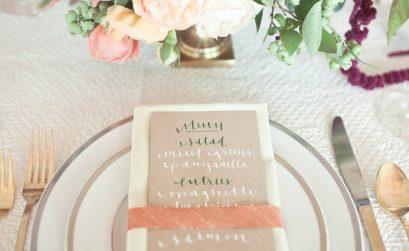Thực đơn tiệc cưới truyền thống ý nghĩa